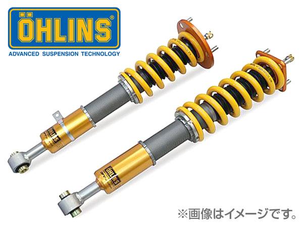 フォルクスワーゲン ゴルフⅣ 1J オーリンズ PCV ネジ式車高調整 コンプリートキット OHLINS